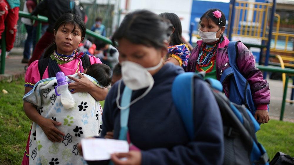 Colombia Indigenous - Coronavirus
