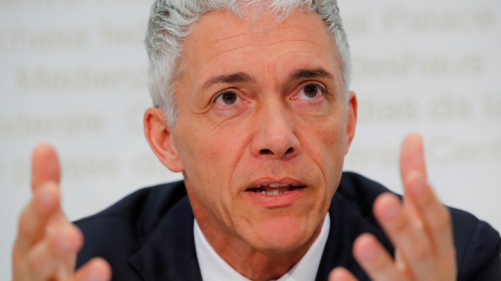 Swiss attorney-general to be questioned over FIFA meetings thumbnail