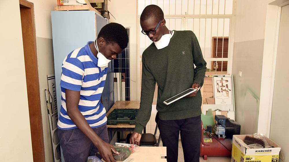 senegal students