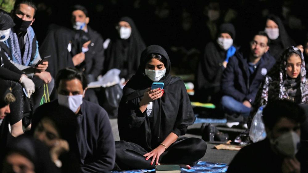 IRAN-ISLAM-RAMADAN-HEALTH-VIRUS