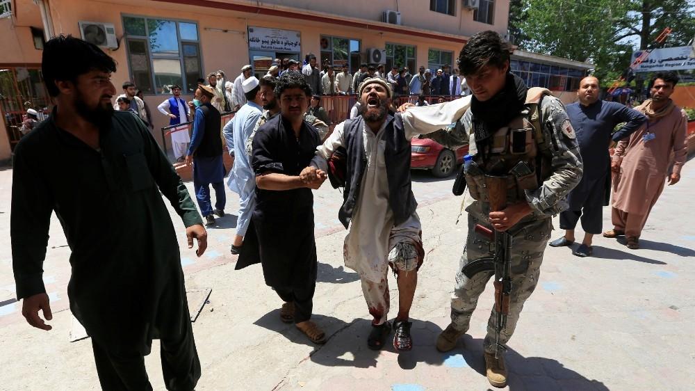 Jalalabad attack, Afghanistan