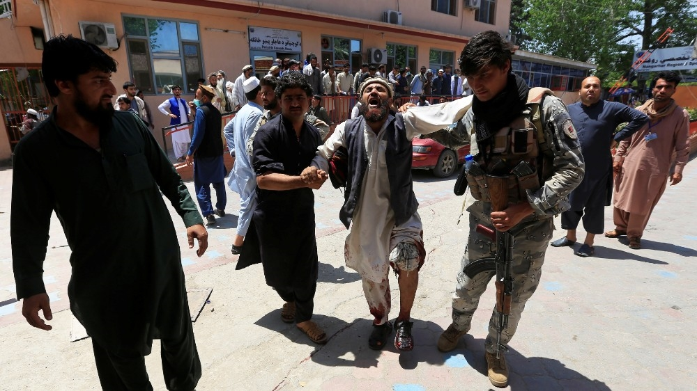 Food Jalalabad attack, Afghanistan