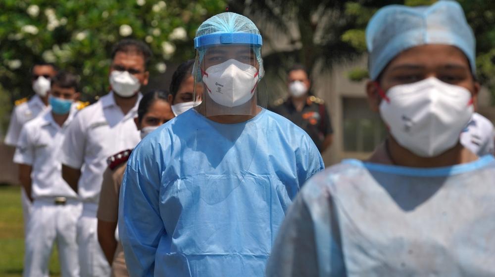 Outbreak of coronavirus disease (COVID-19) in Mumbai