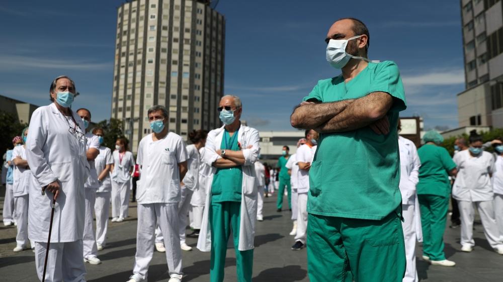 Sanchez seeks to extend Spain coronavirus state of emergency thumbnail