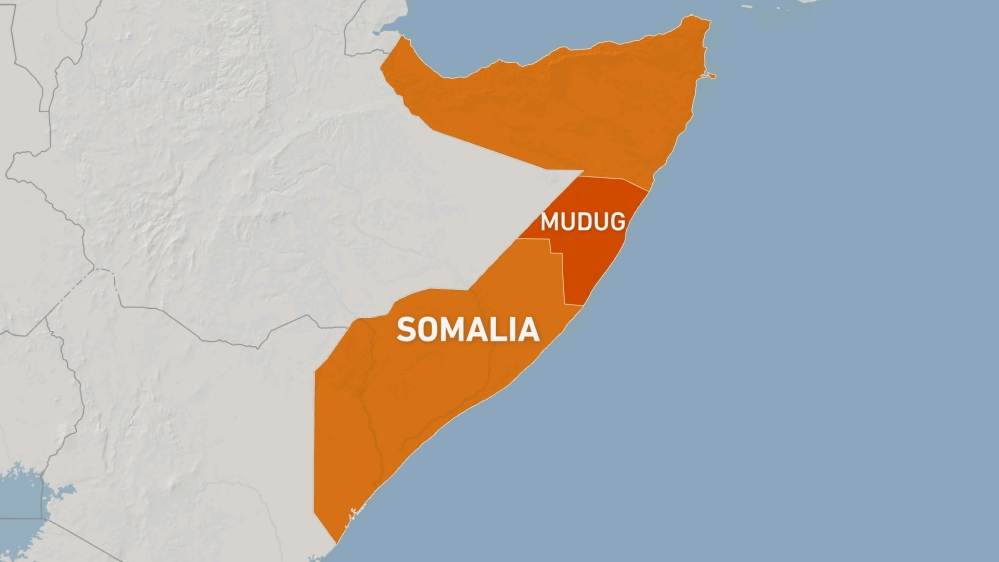 Somalia: Governor killed in suicide bombing claimed by al-Shabab thumbnail