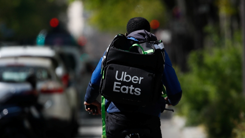 Carrefour teams up with Uber Eats for lockdown deliveries
