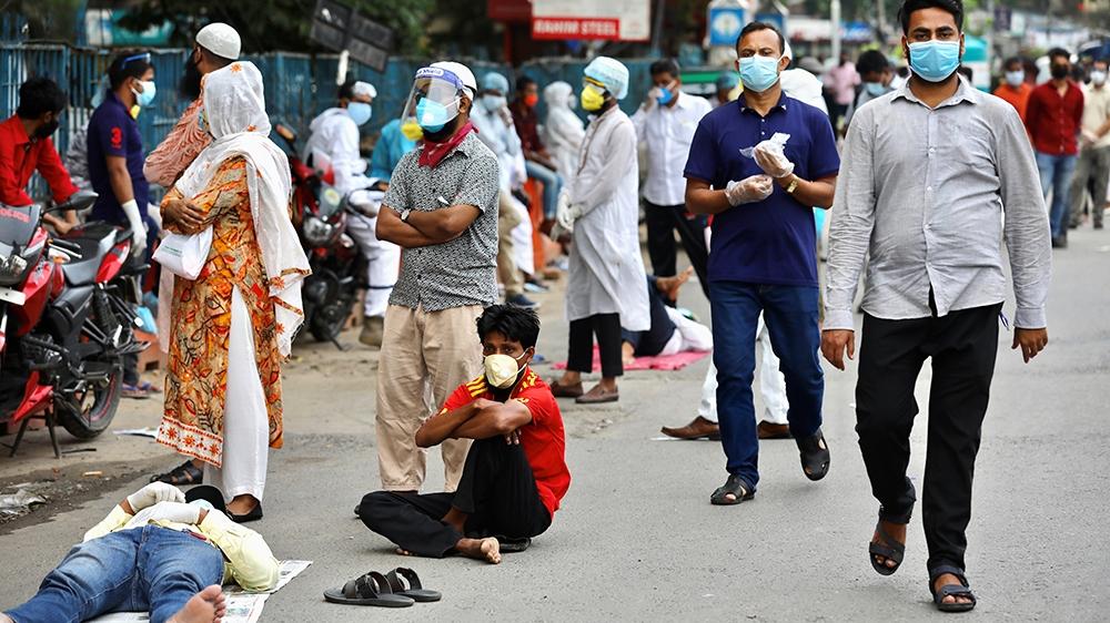 S Asia - Bangladesh