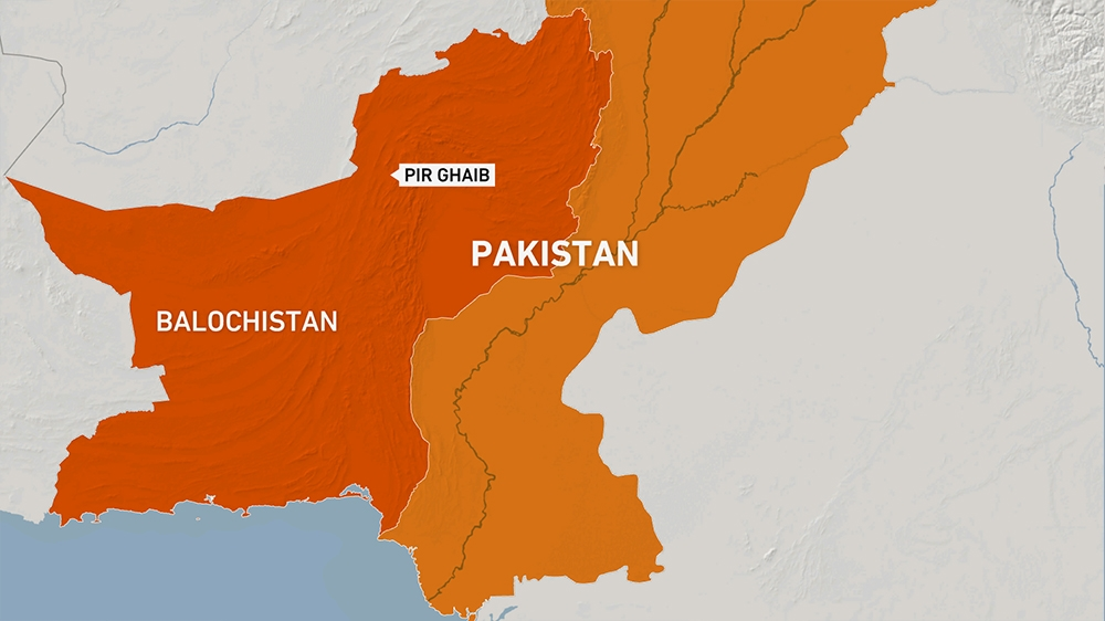 Soldiers killed in two separate attacks in Pakistan's Balochistan