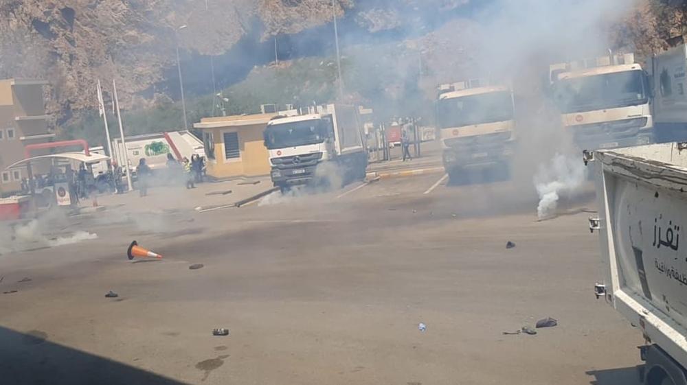 Lebanon RAMCO strike 2