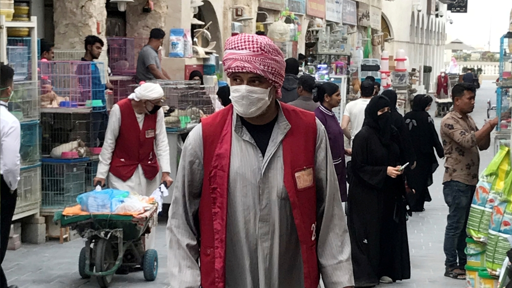 Qatar - coronavirus