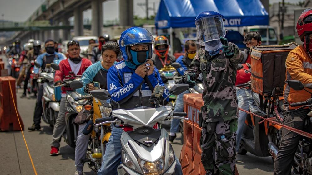 Philippines Eases Lockdown Amid The Coronavirus Pandemic