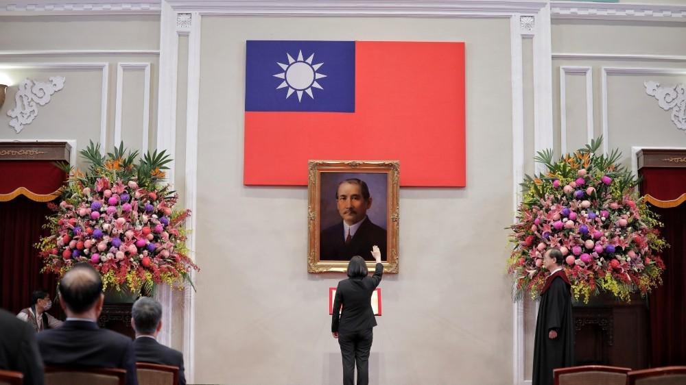 Taiwan Tsai