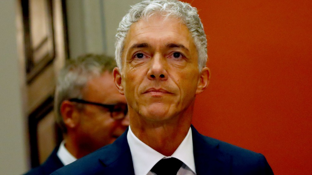 Top Swiss prosecutor faces possible impeachment over FIFA probe thumbnail