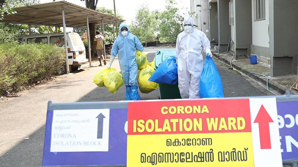 Corona Kerala