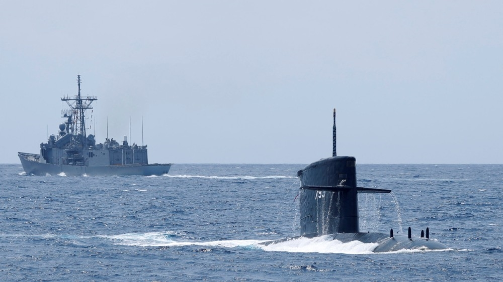 US approves $180m sale of advanced torpedoes to Taiwan thumbnail