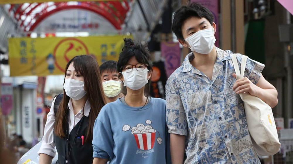 Japan - coronavirus