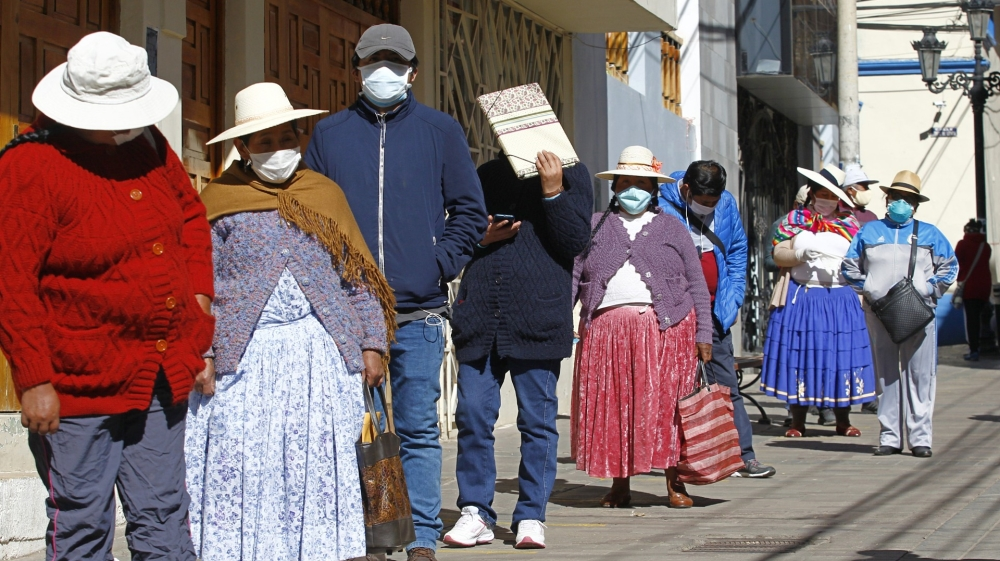 Coronavirus battleground shifts to Latin America: Live updates thumbnail