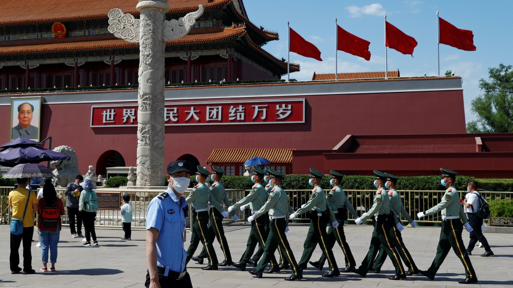 What is China's post-coronavirus strategy? thumbnail