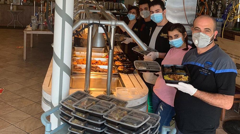 During Ramadan, Muslims feed those in need in virus-hit Texas thumbnail
