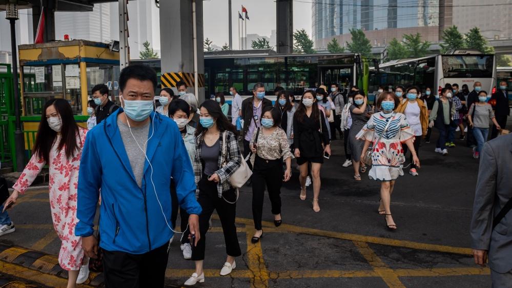 China drops 2020 economic growth target: Coronavirus live updates thumbnail