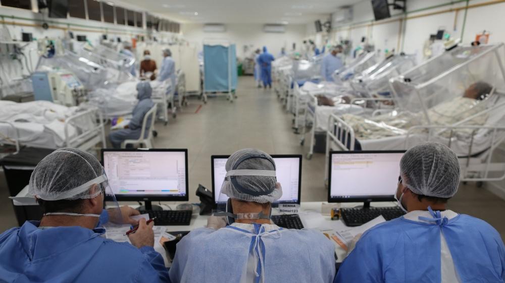Brazil pandemic