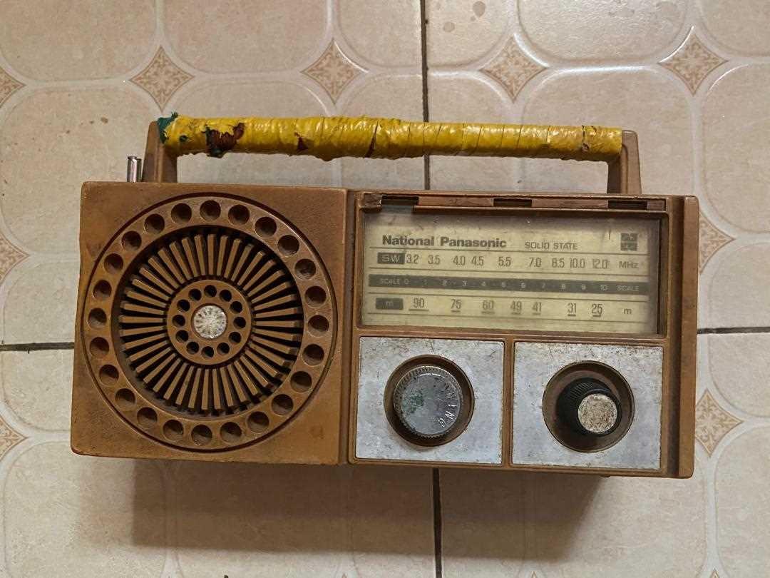 Honore Gatera radio