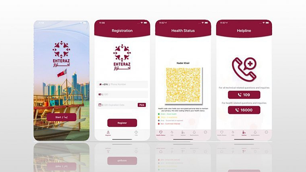 Qatar makes COVID-19 app mandatory, experts question efficiency thumbnail