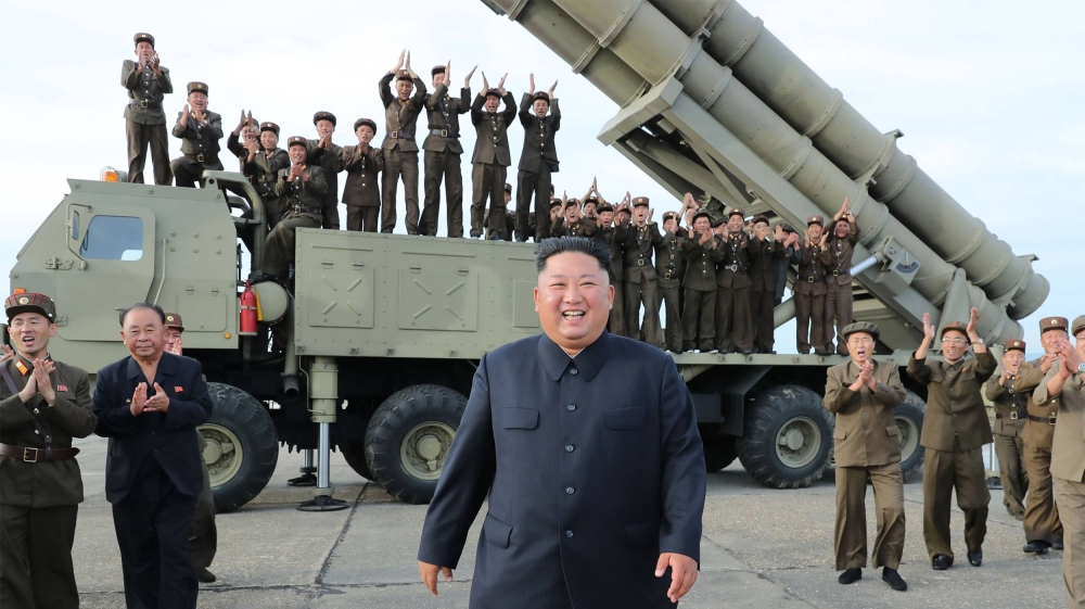 North Korea's Kim vows to further bolster nuclear war deterrence thumbnail