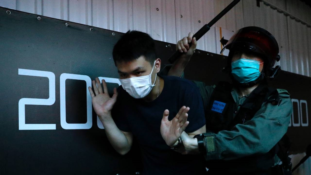 Taiwan offers help to Hong Kong activists as China tightens grip thumbnail