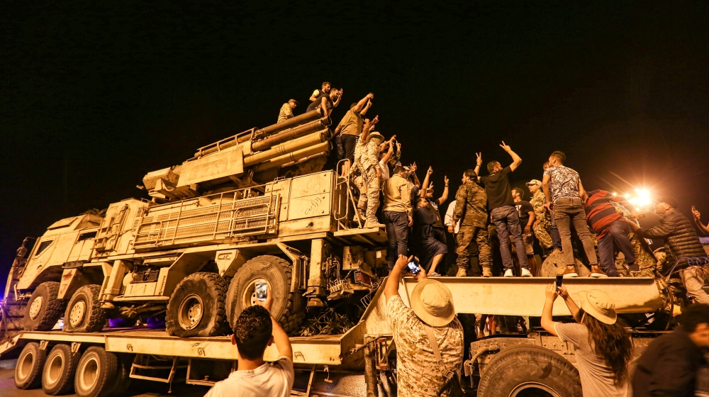 Russia hiring of Syrians to fight in Libya surges in May: Reuters thumbnail