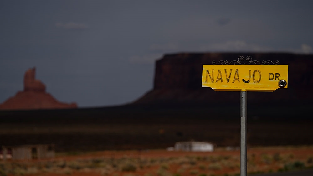 Why has Navajo Nation been so hit hard by the coronavirus? thumbnail