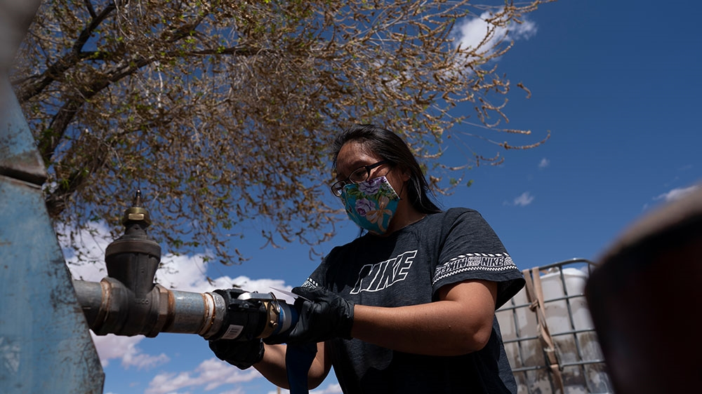 Why has Navajo Nation been hit so hard by the coronavirus?
