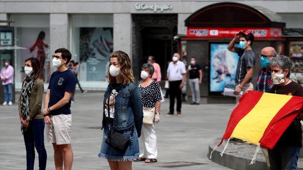 Spain to mourn its coronavirus dead: Live updates thumbnail