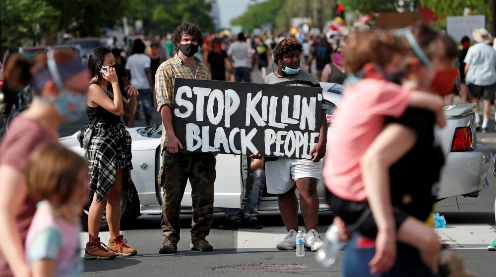 'There's no trust': George Floyd, the police and racism in the US thumbnail