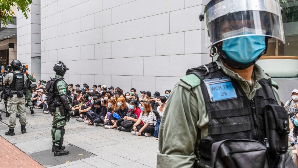 'A blow to autonomy': China's planned Hong Kong security law thumbnail