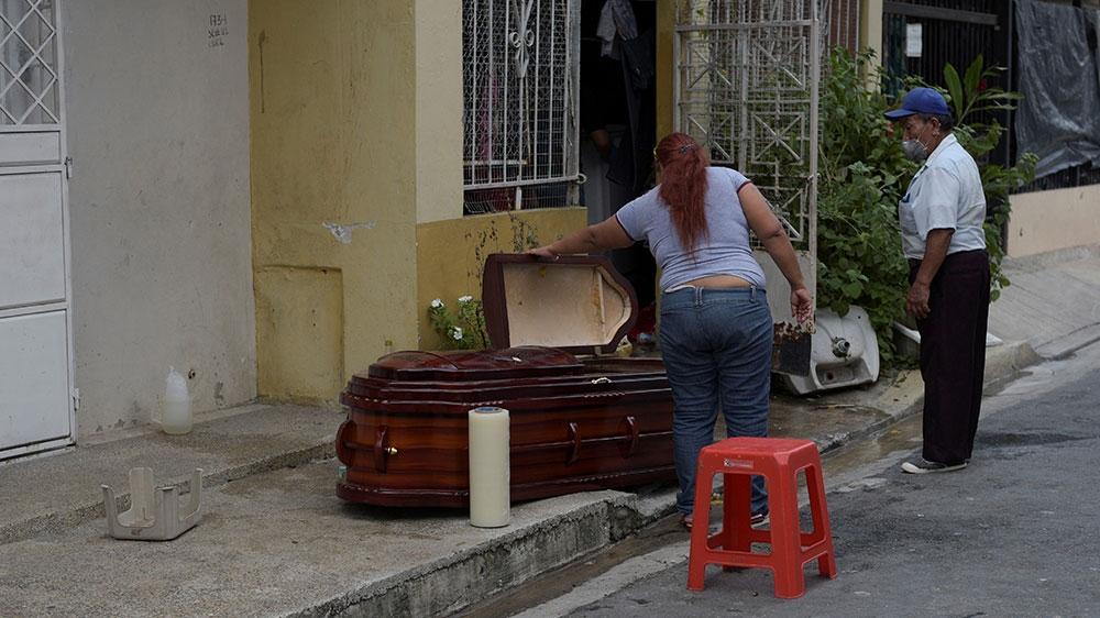 Coronavirus pandemic exposes inequality in Ecuador's Guayaquil thumbnail