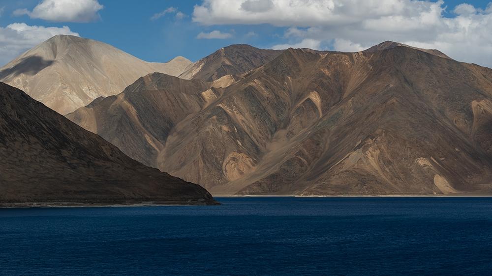 Pangong Tso lake in Ladakh, India [File: Sorin Furcoi/Al Jazeera]