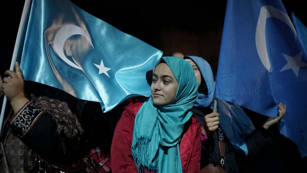 US Congress approves China sanctions over Uighur crackdown thumbnail
