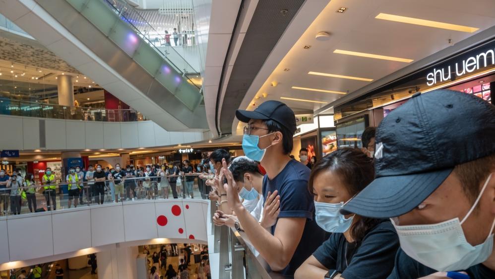 China's Hong Kong law 'grave concern', sanctions no solution: EU thumbnail