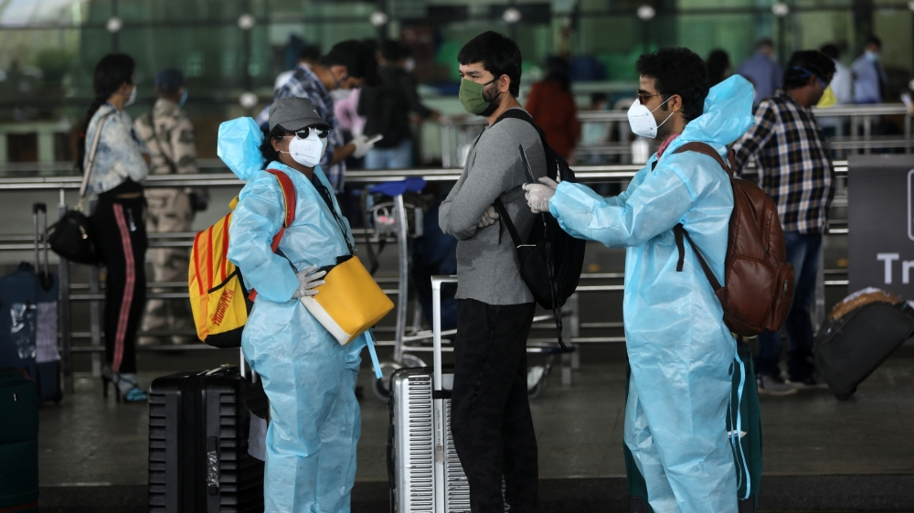 Why the coronavirus is going to make flying even more stressful