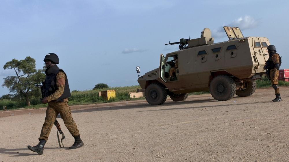Dozens killed in separate Burkina Faso attacks thumbnail