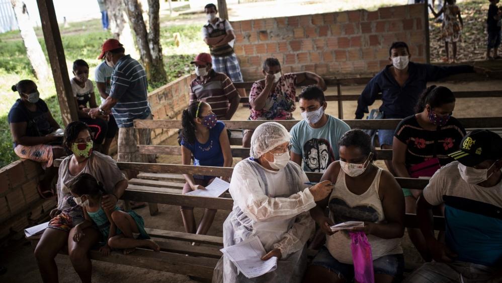 Latin America coronavirus deaths top 50,000: Live updates thumbnail