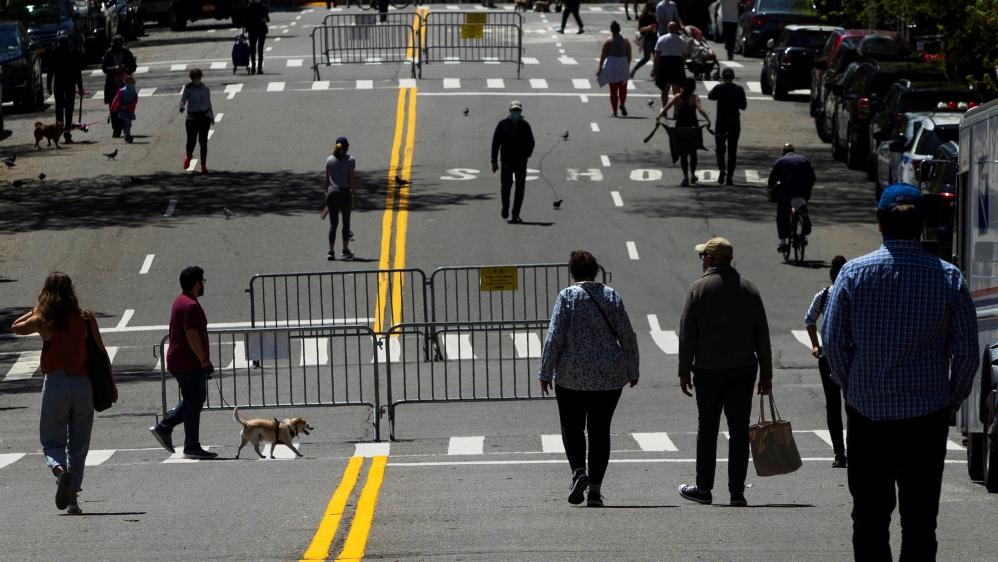 Study: NYC coronavirus death toll higher than official tally thumbnail
