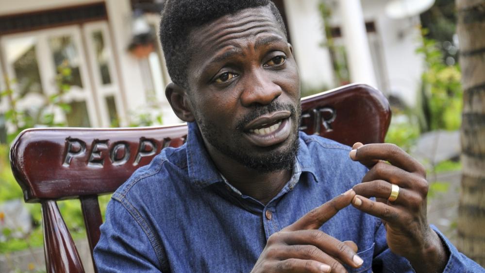 Why is icon Bobi Wine singing about coronavirus? thumbnail