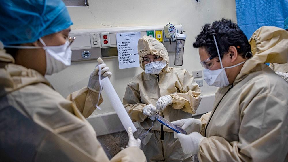 'This virus may never go away,' World Health Organization  says