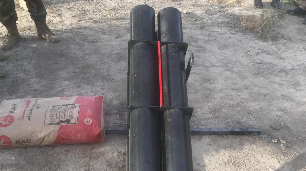 Three rockets target military complex near Baghdad airport
