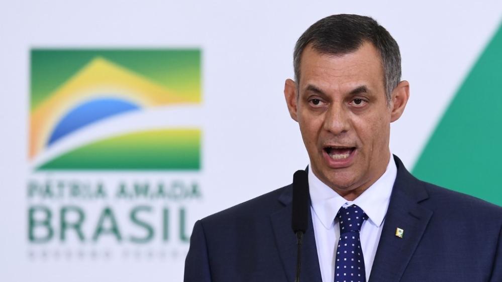 Brazil spokesman Otavio Reggo