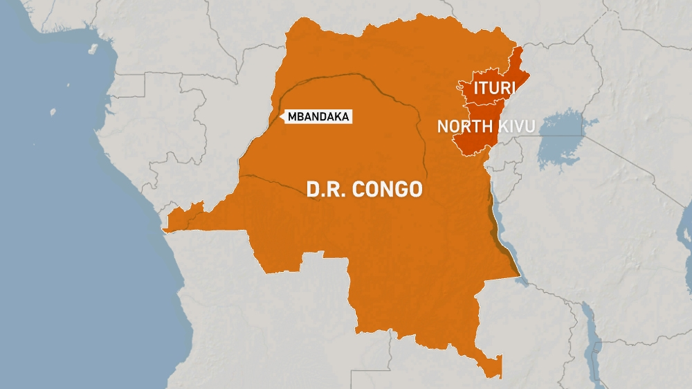 New Ebola Outbreak Announces in DR Congo