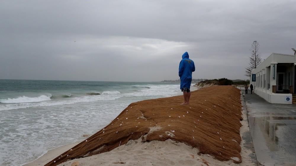 Australia WA erosion