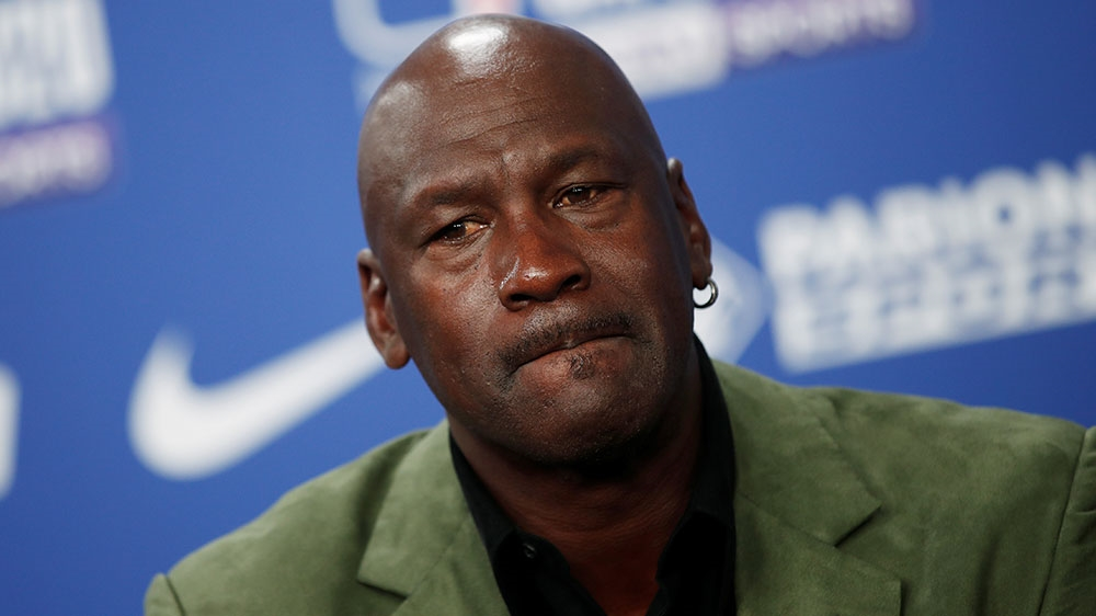 Michael Jordan: I support those calling out the ingrained racism thumbnail